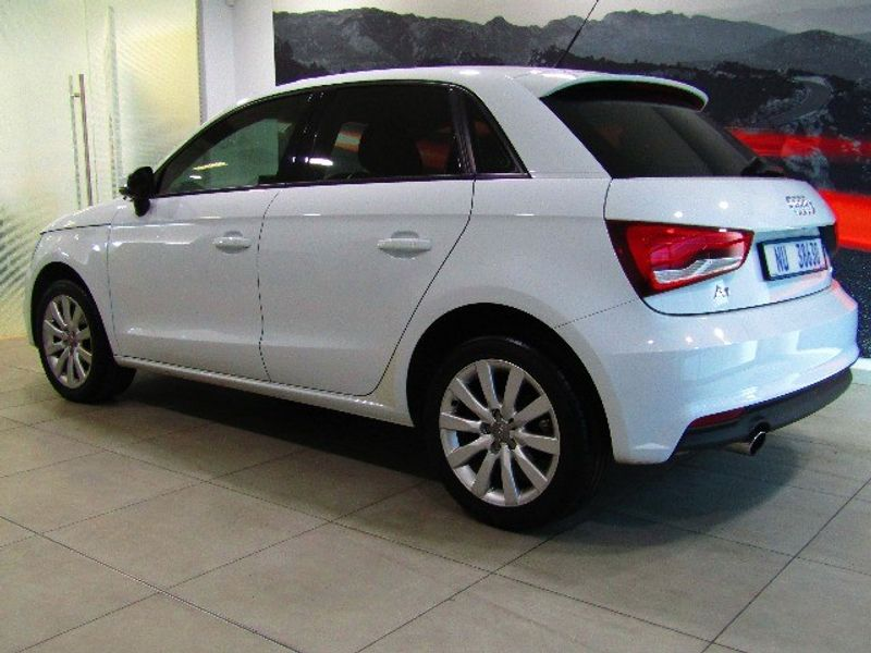 Used Audi A1 Sportback 1 0t Fsi Se Se S Tronic For Sale In