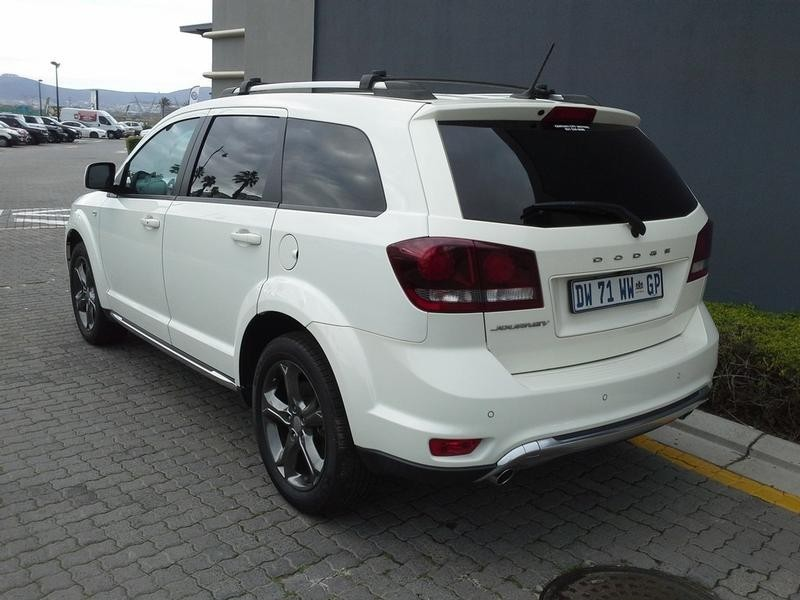 Used Dodge Journey 3 6 V6 Crossroad For Sale In Western Cape Cars Co Za Id 3563012