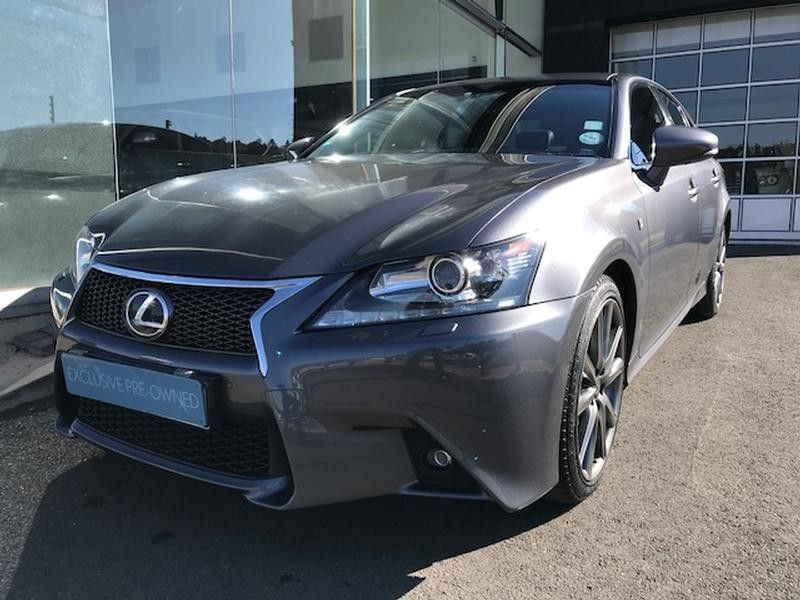 used lexus gs 350 f sport for sale in gauteng id 3563108. Black Bedroom Furniture Sets. Home Design Ideas
