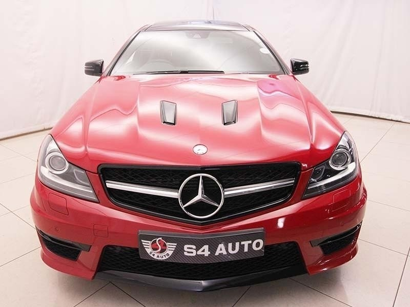 used mercedes benz c class c63 amg coupe for sale in gauteng id 3569746. Black Bedroom Furniture Sets. Home Design Ideas