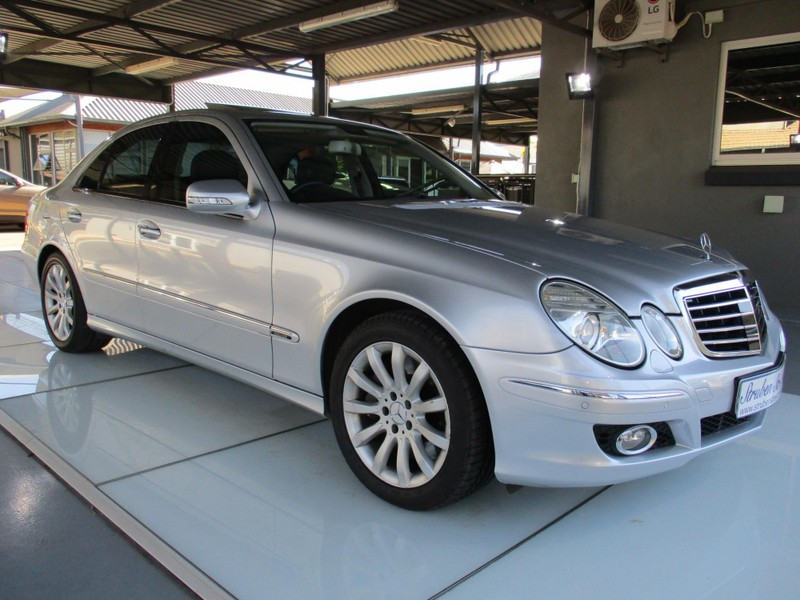 used mercedes benz e class e 500 for sale in gauteng id 3571252. Black Bedroom Furniture Sets. Home Design Ideas