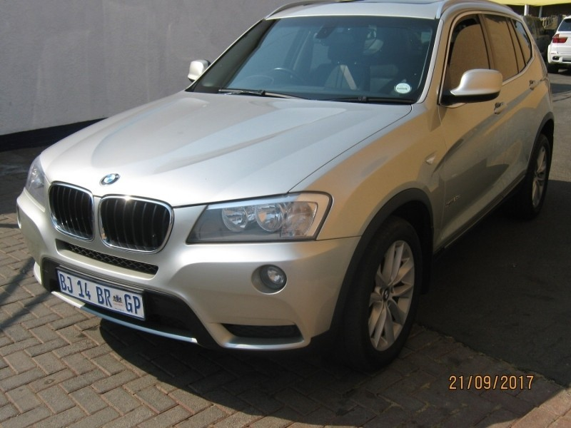 Used BMW X3 Xdrive20d A/t for sale in Gauteng - Cars.co.za (ID:3580230)