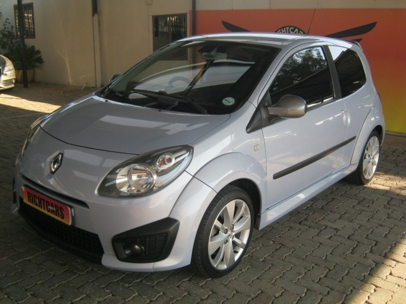used renault twingo 1 6 sport for sale in gauteng id 3580786. Black Bedroom Furniture Sets. Home Design Ideas