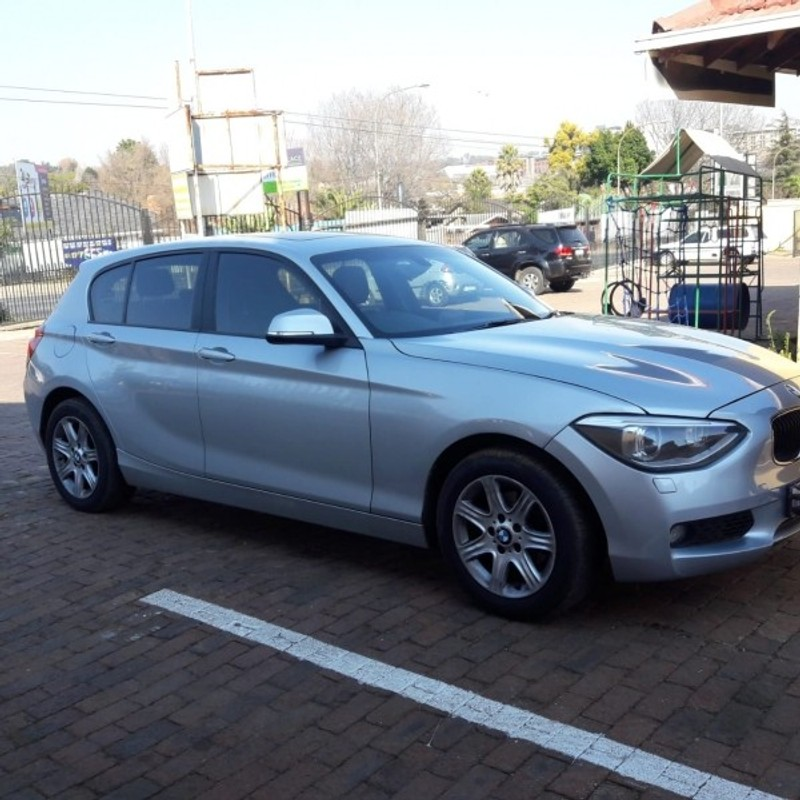 Used BMW 1 Series 116i 5dr A/t (f20) For Sale In Gauteng