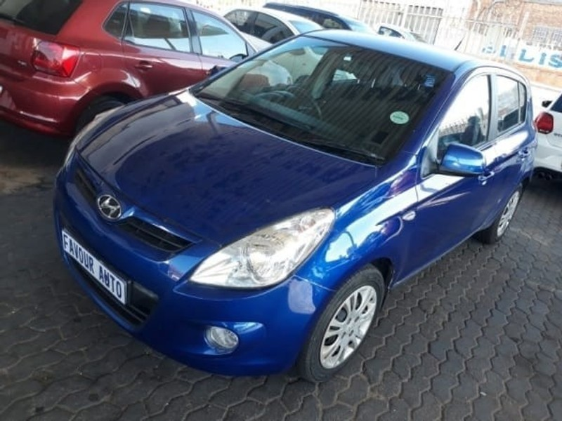 Used hyundai i20 1 6 for sale in gauteng id for Hyundai motor finance payoff phone number