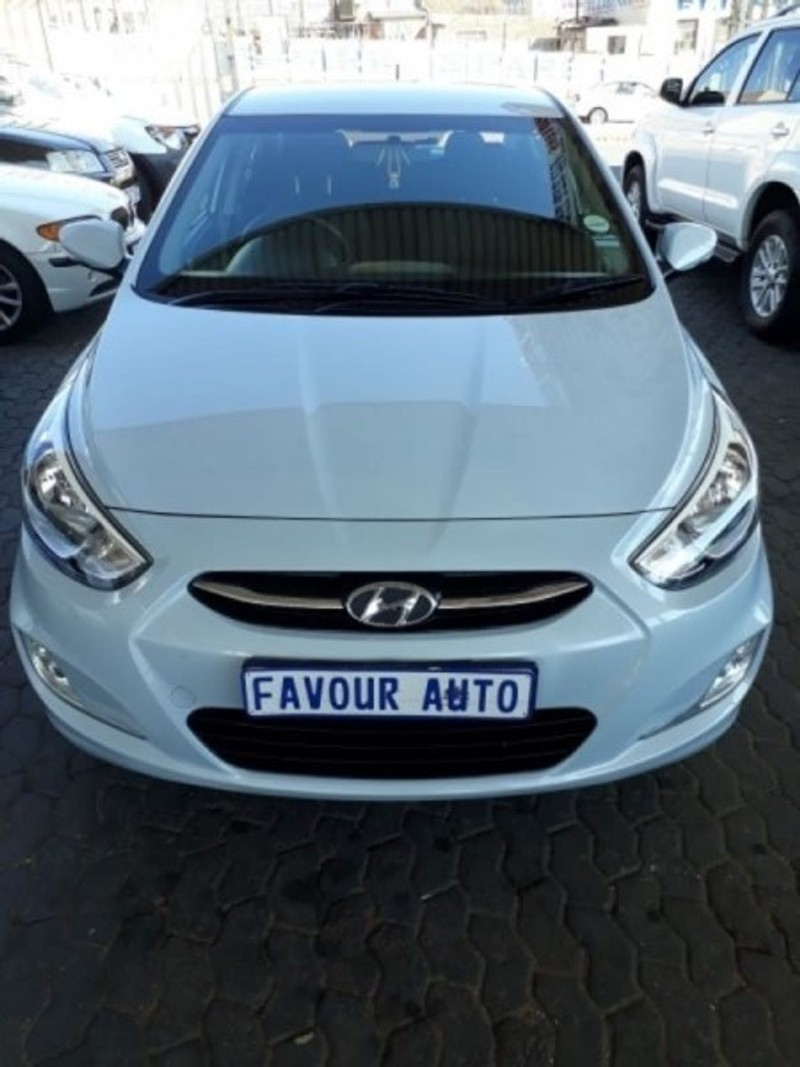 Used hyundai accent 1 6 gls a t for sale in gauteng cars for Hyundai motor finance payoff phone number