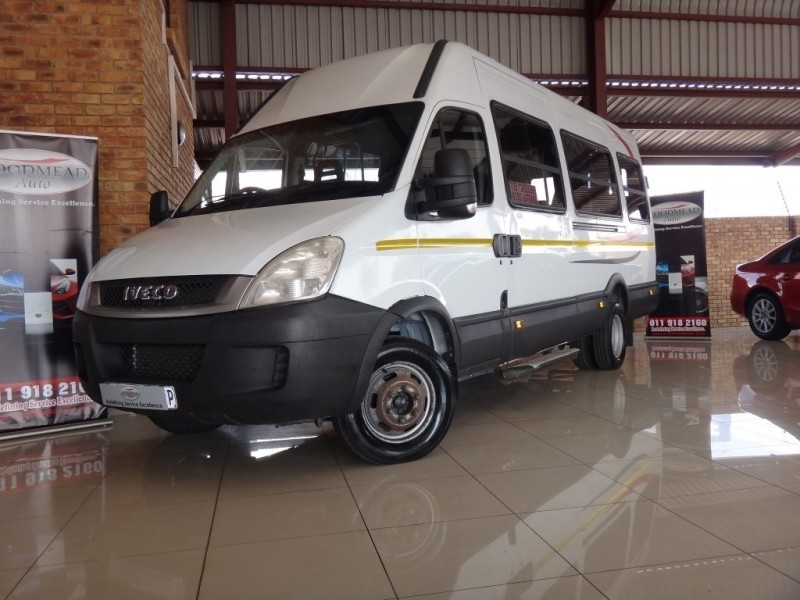 Used Iveco Daily 50c15v15 F C P V For Sale In Gauteng