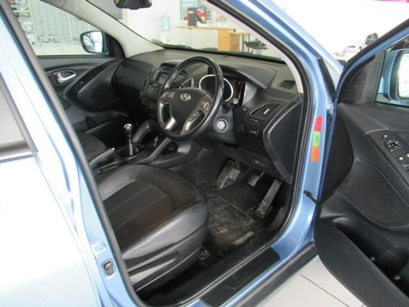 Used hyundai ix35 2 0 executive for sale in western cape for Hyundai motor finance payoff phone number