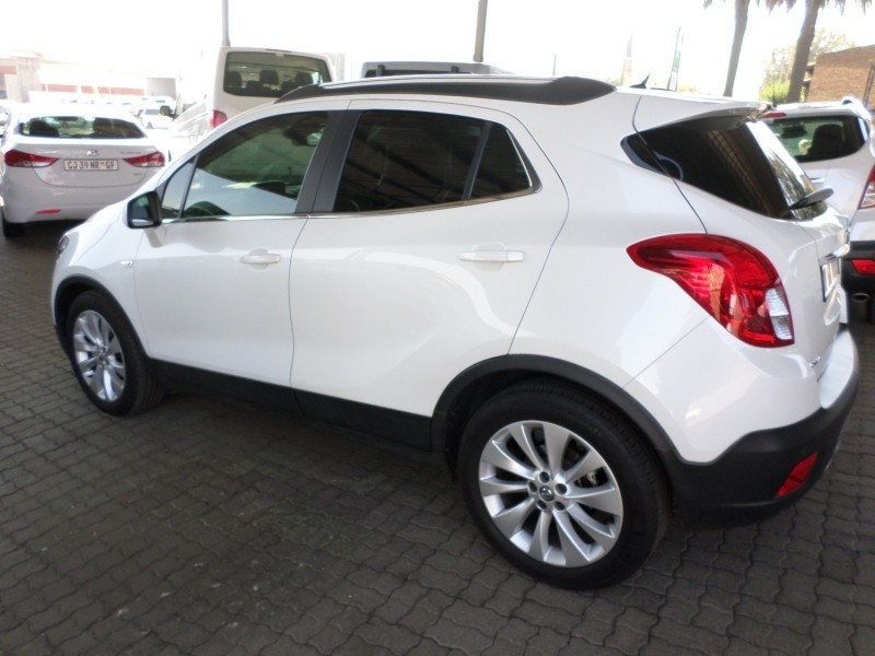 used opel mokka 1 4t cosmo for sale in mpumalanga cars. Black Bedroom Furniture Sets. Home Design Ideas