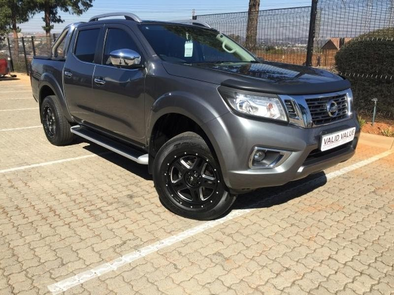 Used Nissan Navara 2 3d Auto Double Cab Bakkie For Sale In