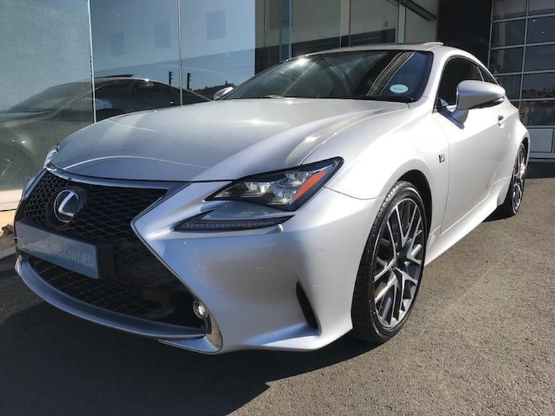 used lexus rc 350 f sport v6 for sale in gauteng id 3602940. Black Bedroom Furniture Sets. Home Design Ideas