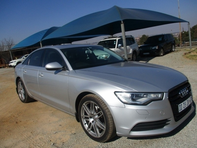 used audi a6 3 0 tdi multitronic for sale in gauteng id 3605284. Black Bedroom Furniture Sets. Home Design Ideas