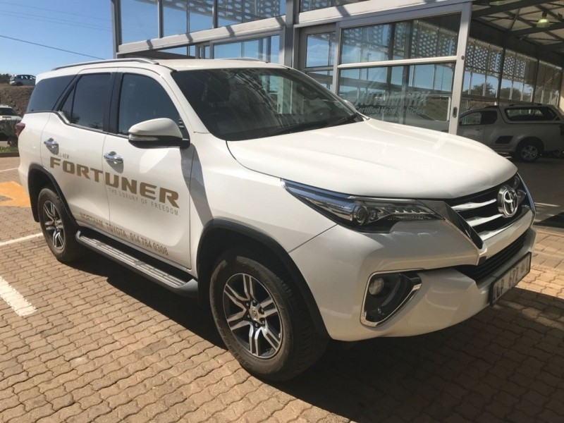 Used Toyota Fortuner Toyota Fortuner 2 8 Gd 6 4x2 Mt For Sale In Limpopo Cars Co Za Id 3605296