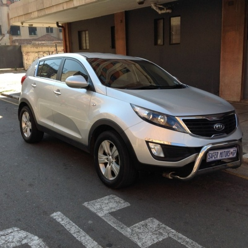 used kia sportage 2 0 for sale in gauteng id 3605298. Black Bedroom Furniture Sets. Home Design Ideas