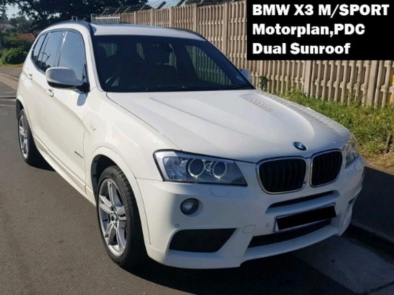 Used Bmw X3 Xdrive20d M Sport A T For Sale In Kwazulu