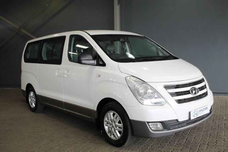 Used hyundai h1 2 5 crdi wagon auto for sale in gauteng for Hyundai motor finance payoff phone number