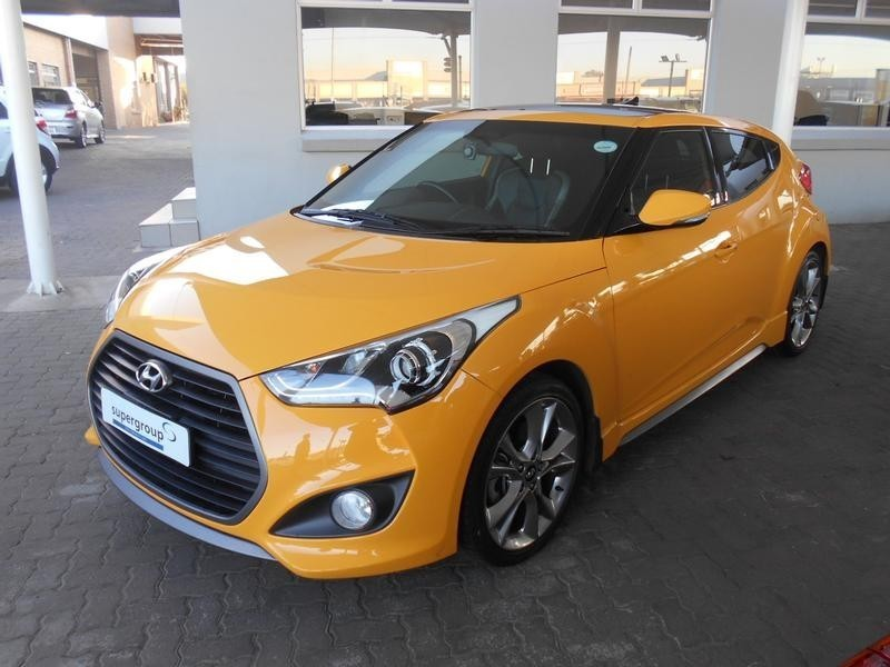 used hyundai veloster 1 6 gdi t for sale in gauteng id 3614310. Black Bedroom Furniture Sets. Home Design Ideas