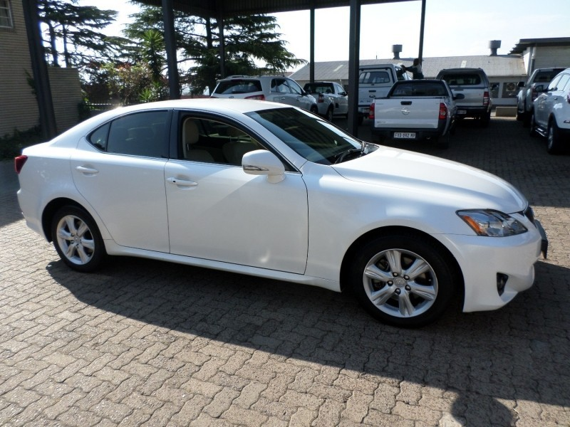 used lexus is 250 ex a t for sale in mpumalanga id 3615614. Black Bedroom Furniture Sets. Home Design Ideas