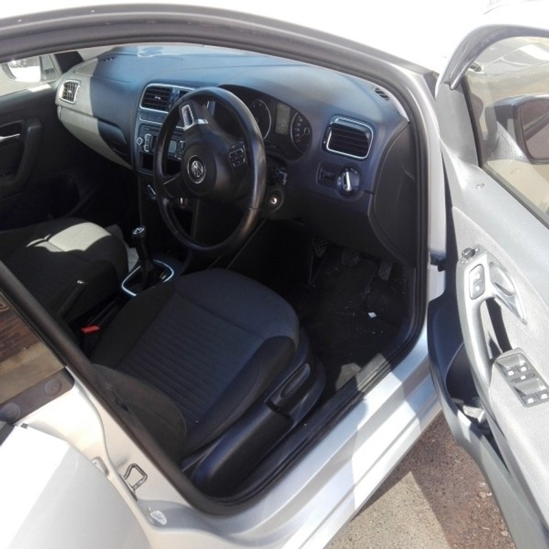 Used Volkswagen Polo 1.4 Comfortline 5dr For Sale In