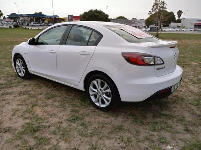 used mazda 3 1 6 dynamic for sale in western cape id 3625066. Black Bedroom Furniture Sets. Home Design Ideas