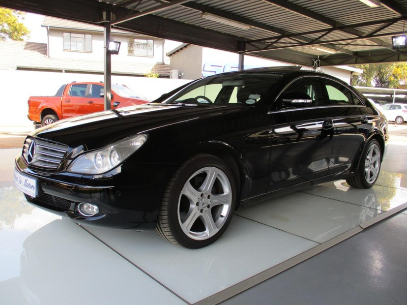 Used Mercedes Benz Cls Class Cls 500 For Sale In Gauteng