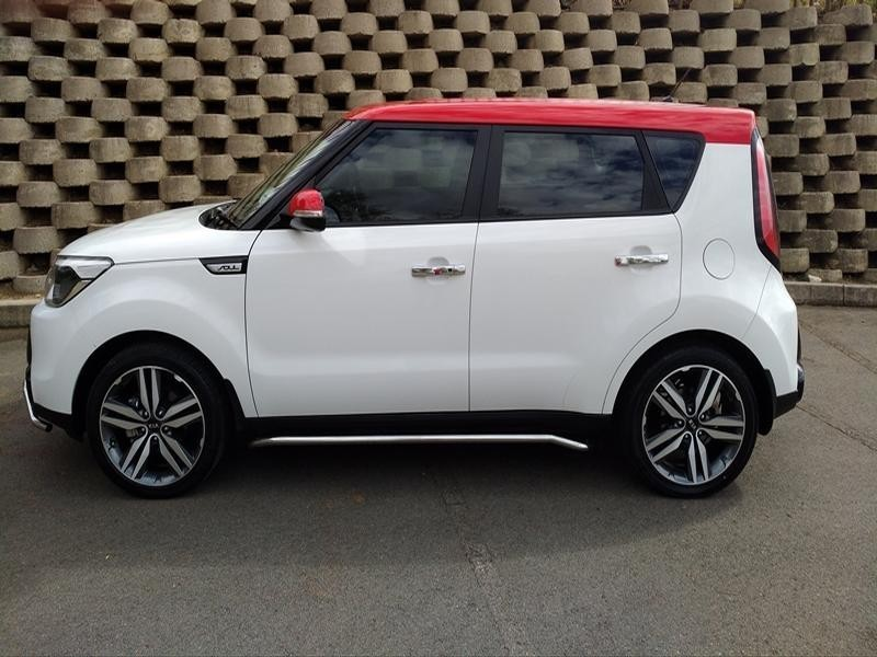 Used Kia Soul 2.0 Street for sale in North West Province - Cars.co.za (ID:3627964)