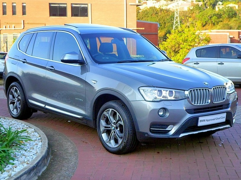 used bmw x3 xdrive20d xline auto for sale in kwazulu natal id 3634878. Black Bedroom Furniture Sets. Home Design Ideas