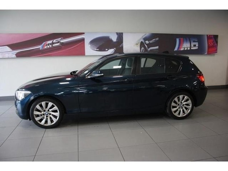 Used BMW 1 Series 120d Urban Line 5dr A/t (f20) for sale in Gauteng ...