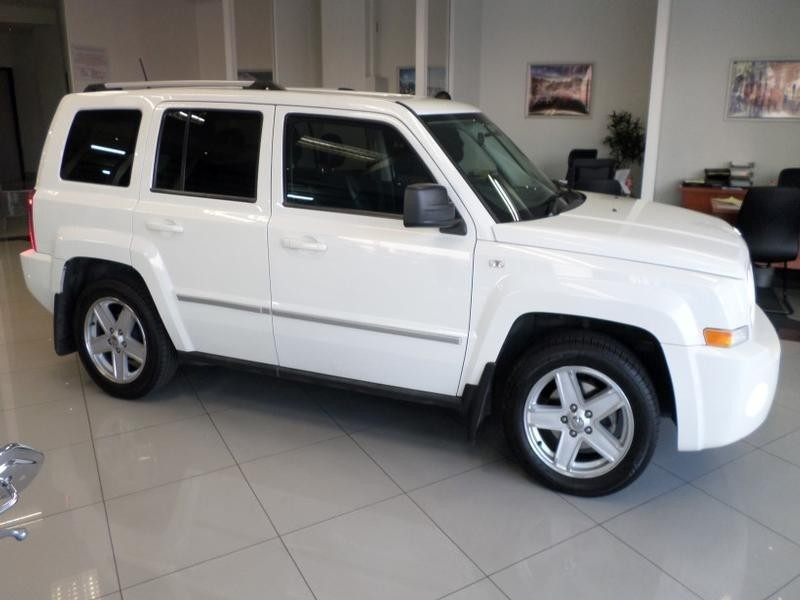 used jeep patriot 2 4 limited for sale in gauteng id 3671560. Black Bedroom Furniture Sets. Home Design Ideas