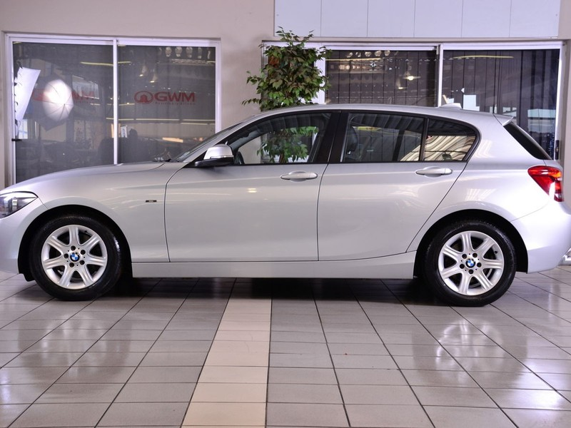 Used BMW 1 Series 118i Urban Line 5DR Auto (f20) for sale in Gauteng ...