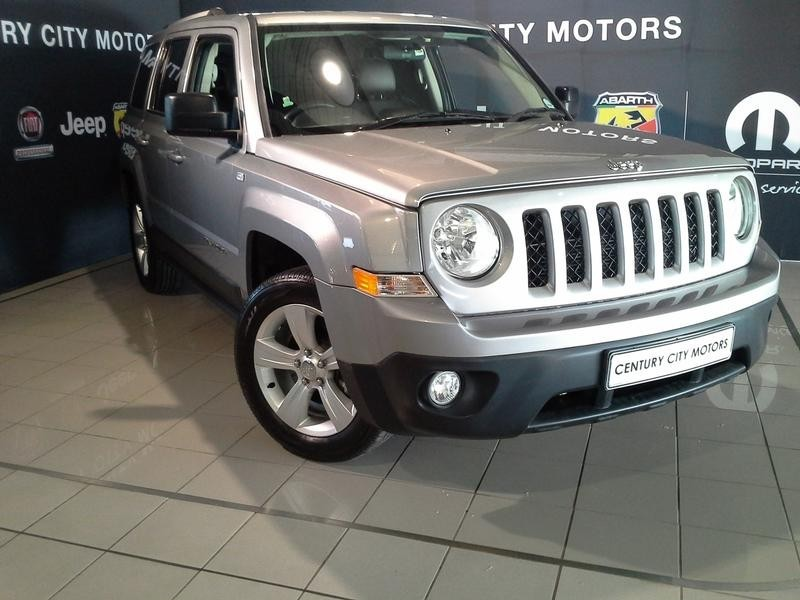 Used jeep patriot 2 4 limited auto for sale in western for Jeep dealer colorado springs motor city