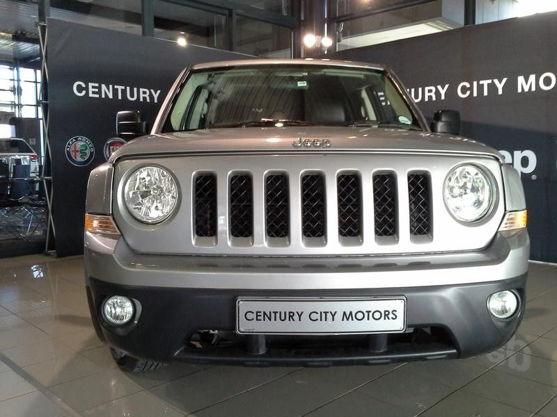 Used Jeep Patriot 2 4 Limited Auto For Sale In Western Cape Cars Co Za Id 3726214