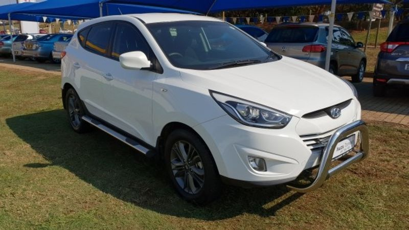Used hyundai ix35 2 0 premium for sale in limpopo cars for Hyundai motor finance payoff phone number