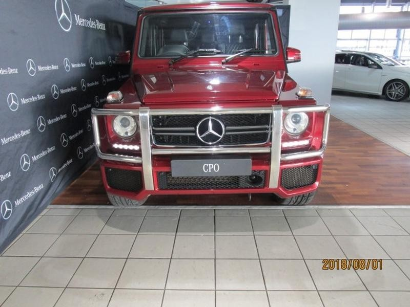 Used Mercedes Benz G Class G63 Amg For Sale In Western