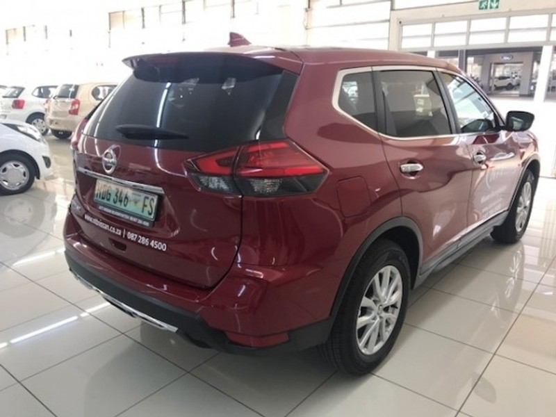 used nissan x trail 2 0 visia for sale in free state id 3761396. Black Bedroom Furniture Sets. Home Design Ideas