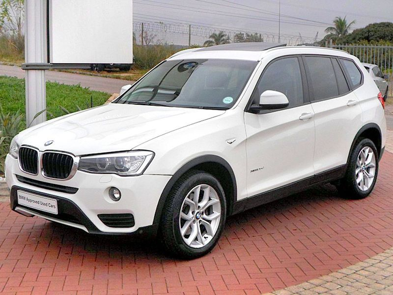 used bmw x3 xdrive20d exclusive auto for sale in kwazulu natal id 3761488. Black Bedroom Furniture Sets. Home Design Ideas