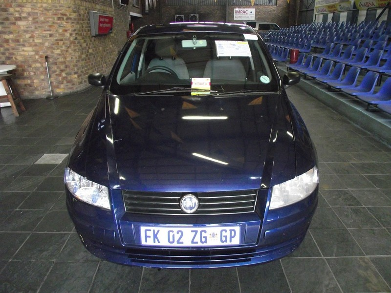 used fiat stilo 1 6 actual 5dr for sale in gauteng cars co za id rh cars co za Fiat Stilo JTD Fiat Stilo Interor