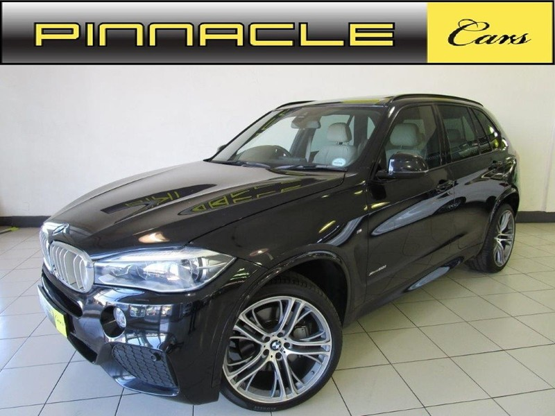 2015 BMW X5 XDrive 50i M Sport Auto For Sale In Gauteng