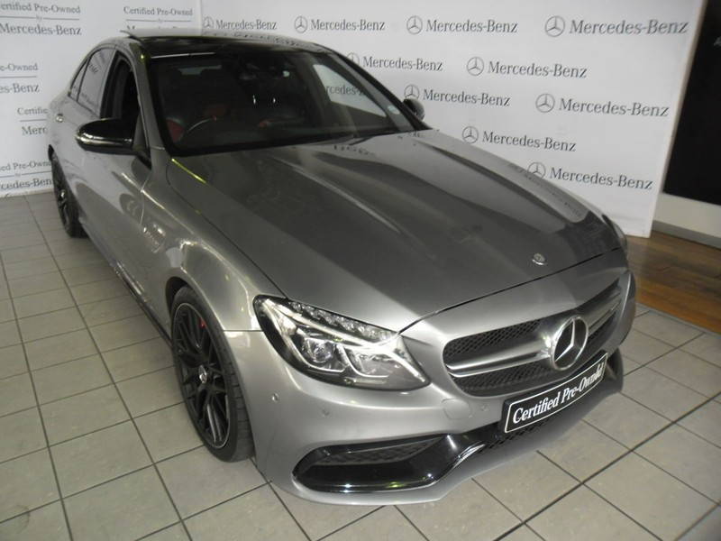 used mercedes benz c class c63 amg s for sale in gauteng id 3775450. Black Bedroom Furniture Sets. Home Design Ideas