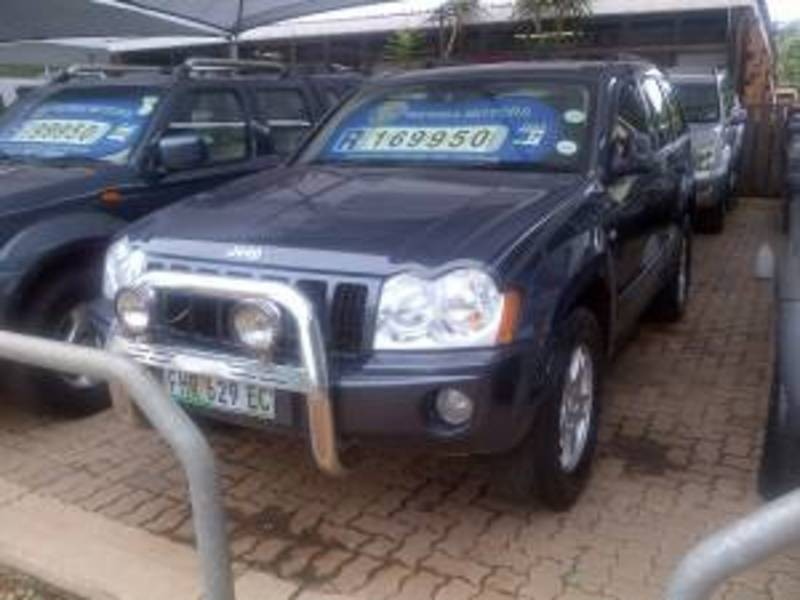 used jeep grand cherokee 3 0 crd limited for sale in gauteng id 699560. Black Bedroom Furniture Sets. Home Design Ideas