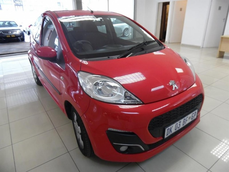 used peugeot 107 trendy for sale in gauteng. Black Bedroom Furniture Sets. Home Design Ideas