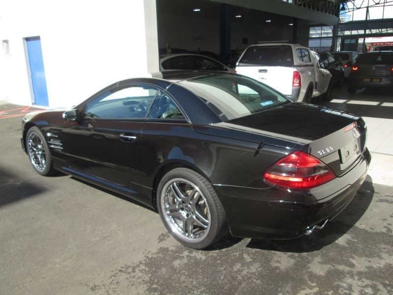 Used mercedes benz sl class sl 65 amg for sale in kwazulu for 2006 mercedes benz sl500 for sale