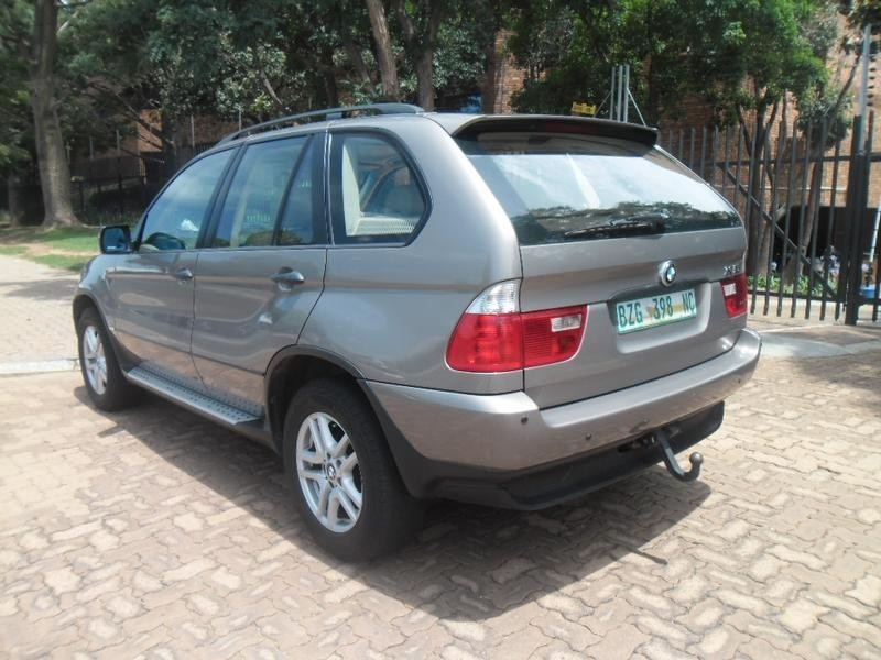 used bmw x5 a t for sale in gauteng id. Black Bedroom Furniture Sets. Home Design Ideas