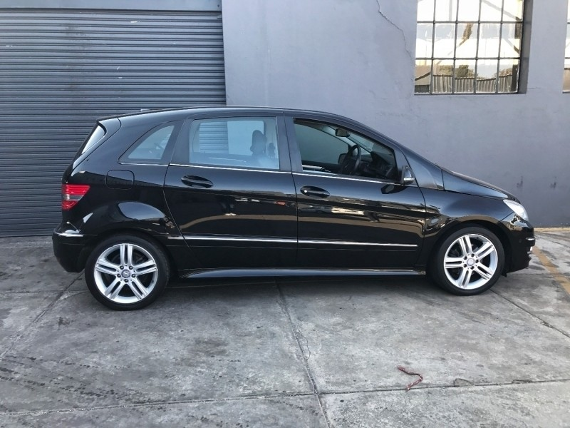 used mercedes benz b class b 200 turbo a t for sale in gauteng id 950374. Black Bedroom Furniture Sets. Home Design Ideas