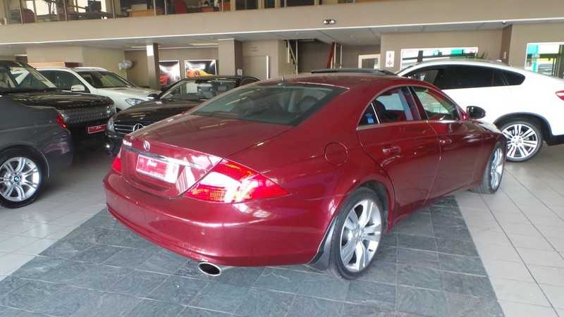 Used mercedes benz cls class cls 350 for sale in gauteng for Mercedes benz cls 400 for sale