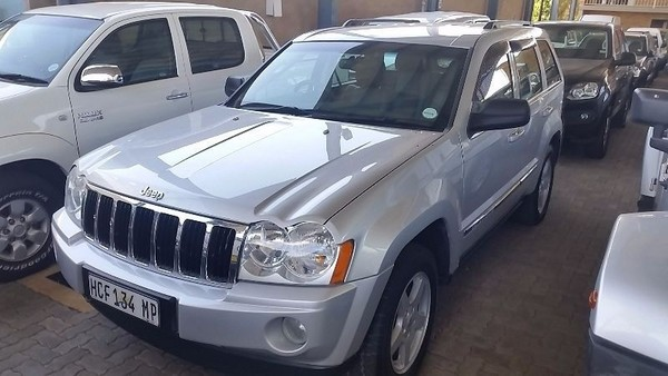 used jeep grand cherokee 5 7 hemi v8 ltd for sale in gauteng id 1215535. Black Bedroom Furniture Sets. Home Design Ideas