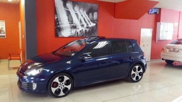 2011 Volkswagen Golf Vi Gti 2.0 Tsi Dsg Western Cape Parow_0