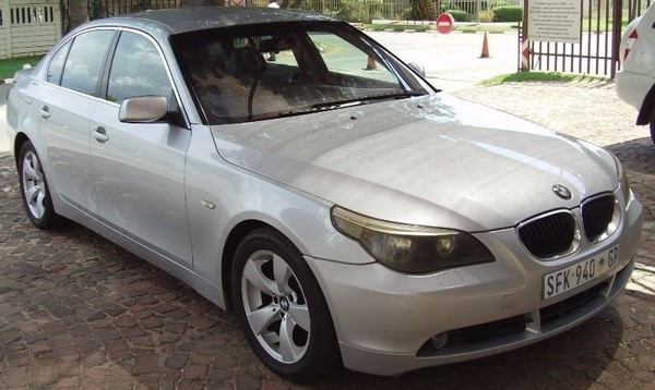 used bmw 5 series 530d a t e60 for sale in gauteng id 1487446. Black Bedroom Furniture Sets. Home Design Ideas