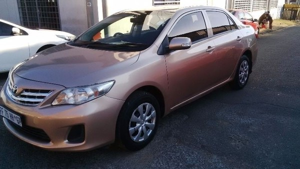 used toyota corolla 1 39 6 professional for sale for sale in gauteng id 1542883. Black Bedroom Furniture Sets. Home Design Ideas