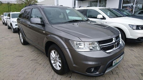 2014 Dodge Journey 3.6 V6 Sxt At Eastern Cape East London_0